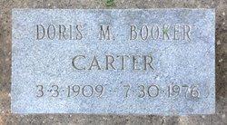 Doris <I>McCammon</I> Booker