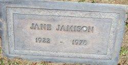 Jane Margaret <I>Adams</I> Jamison