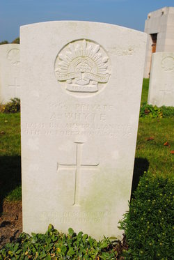 Private Alexander Whyte