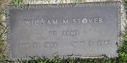 William Maurice Stover
