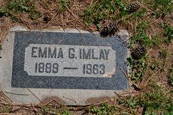 Emma <I>Pierce</I> Imlay