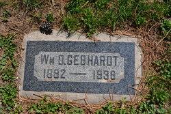 William Dexter Gebhardt