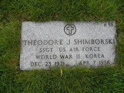 Theodore J. Shimborski