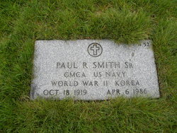 Paul R. Smith, Sr