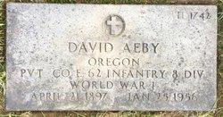 David Aeby