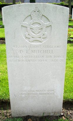 Flight Sergeant Donald Mitchell