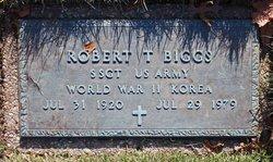 Robert T Biggs