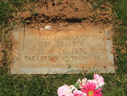 Fred Franklin Goodin