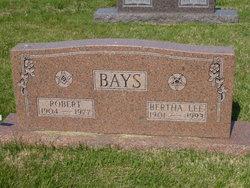Robert Bays