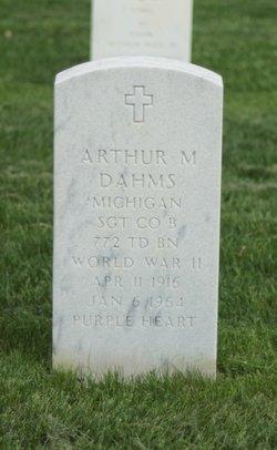 Arthur Mechel Dahms