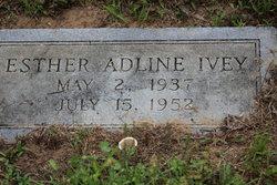 Esther Adline Ivey