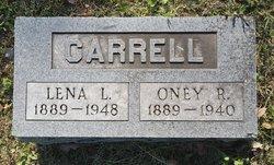 Lena L Carrell