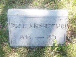 Dr Robert A. Bennett