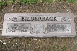 Alexander J. Bilderback