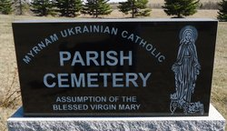 Myrnam Ukrainian Catholic Parish Cemetery