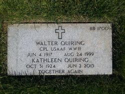 Walter Quiring