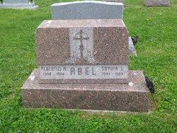 Albertus A Abel