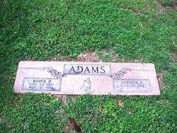 Boyce H Adams