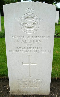 Flight Sergeant ( Pilot ) Arthur Merridew