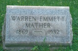 Warren Emmett Mather