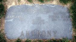 Margaret C <I>Miller</I> Anthony