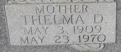 Thelma D. Reding