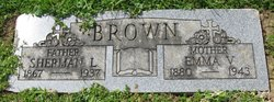 Emma Virginia <I>Townsend</I> Brown