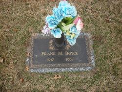 Frank M Boyce