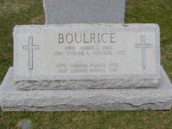 Yvonne A. <I>Pigeon</I> Boulrice