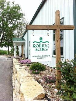Rolling Acres Memorial Gardens for Pets