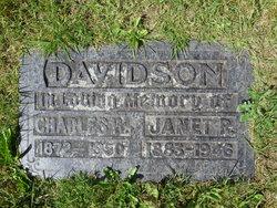Janet Roy <I>Tewnion</I> Davidson