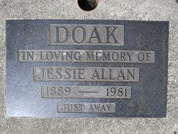 Jessie Allen Doak