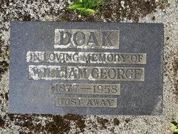 William George Doak