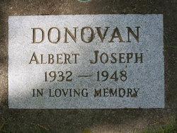 Albert Joseph Donovan