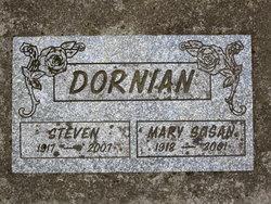 Mary Susan <I>McGladdery</I> Dornian