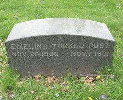 Emeline <I>Tucker</I> Rust