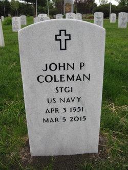 John Paul Coleman