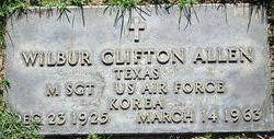Wilbur Clifton Allen