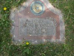"""Renold Wesley """"Reno"""" Vance"""