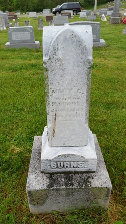 Mary Constance <I>Smydth</I> Burns