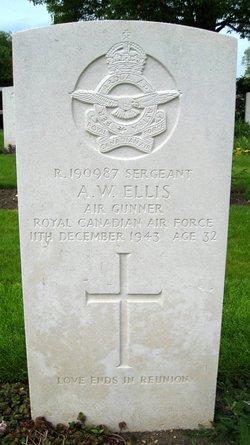 Sergeant ( Air Gnr. ) Arthur William Ellis