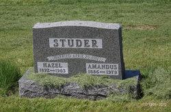 Amandus Studer