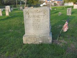 Raymond Edgar Barnett