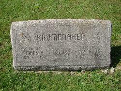 Mary Ann <I>Bender</I> Krumenaker