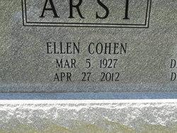 Ellen <I>Cohen</I> Arst