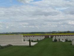 Bouzincourt Ridge Cemetery
