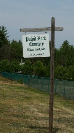 Pulpit Rock Cemetery