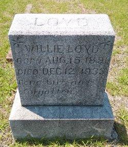 """William """"Willie"""" Lloyd"""