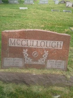 James Arthur McCullough