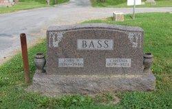 Cynthia <I>Dickerson</I> Bass